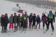 Aleksandrów na nartach!